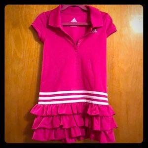 Girls Adidas Tennis/Golf Dress